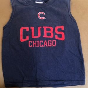 Cubs kids shirt